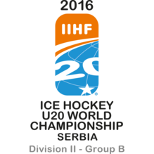 2016 Ice Hockey U20 World Championship - Division II B