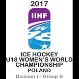 2017 Ice Hockey U18 Women's World Championship - Division I B