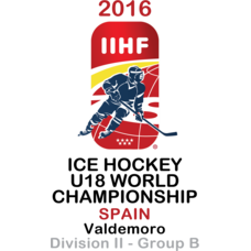 2016 Ice Hockey U18 World Championship - Division II B