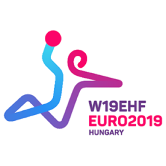 2019 European Handball Women's 19 EHF EURO