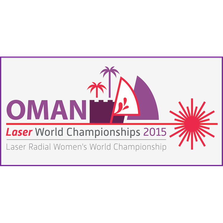 2015 Laser World Championships - Women's Radial