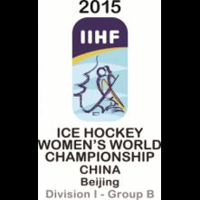 2015 Ice Hockey Women's World Championship - Division I B