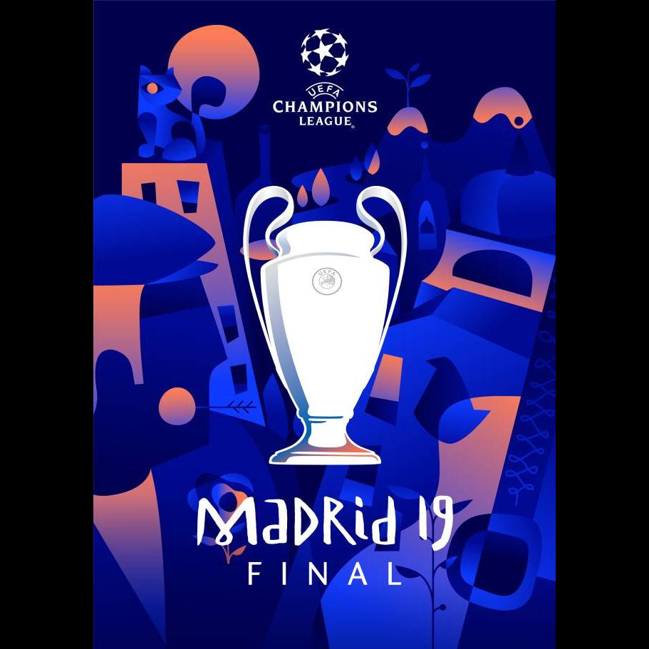 2019 UEFA Champions League - Final