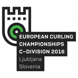 2016 European Curling Championships - Division C