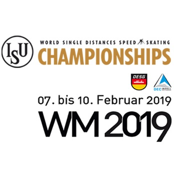 2019 World Single Distance Speed Skating Championships