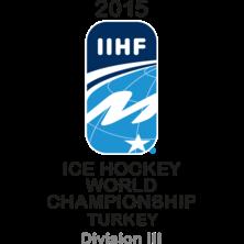 2015 Ice Hockey World Championship - Division III