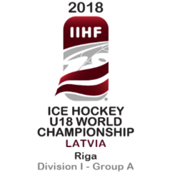 2018 Ice Hockey U18 World Championship - Division I A