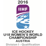 2016 Ice Hockey U18 Women's World Championship - Division I Qualification