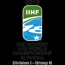 2015 Ice Hockey U18 World Championship - Division I B