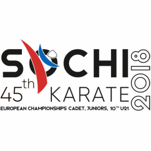 2018 European Karate Junior Championships