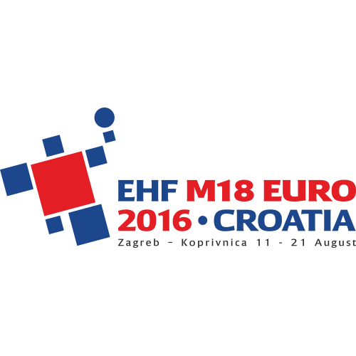 2016 European Handball Men's 19 EHF EURO