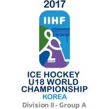 2017 Ice Hockey U18 World Championship - Division II A