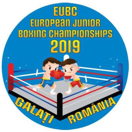 2019 European Junior Boxing Championships