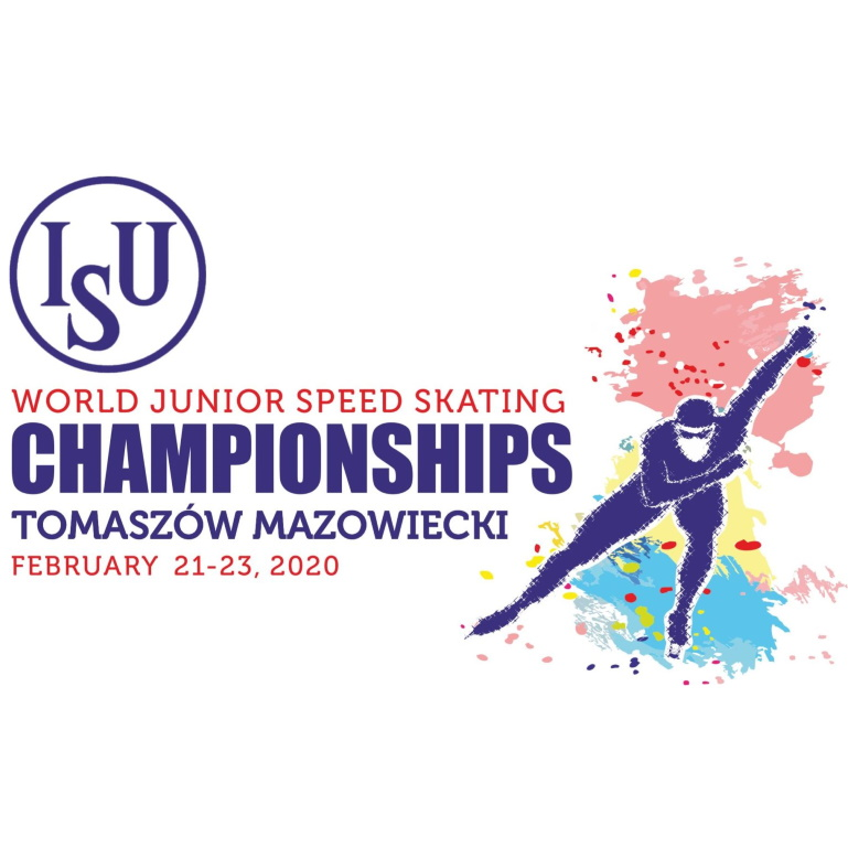 2020 World Junior Speed Skating Championships