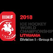 2018 Ice Hockey World Championship - Division I B