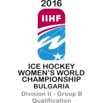 2016 Ice Hockey Women's World Championship - Division II B Qualification