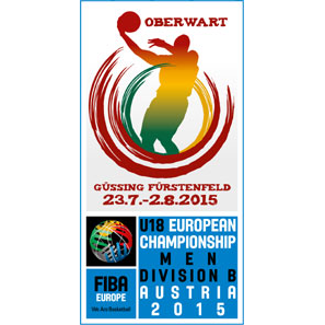 2015 FIBA U18 European Basketball Championship - Division B