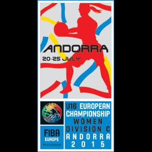 2015 FIBA U16 Women's European Basketball Championship - Division C