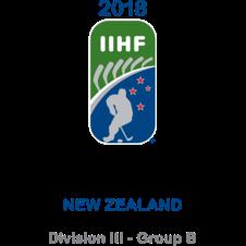 2018 Ice Hockey U18 World Championship - Division III B