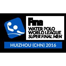 2016 FINA Men's Water Polo World League - Super Final