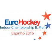 2016 EuroHockey Indoor Championships - II Men
