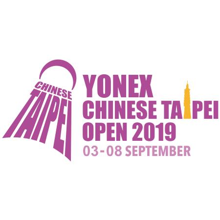 2019 BWF Badminton World Tour - Chinese Taipei Open