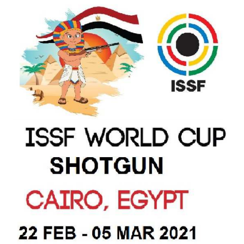 2021 ISSF Shooting World Cup - Shotgun