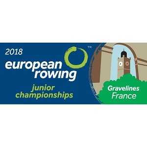 2018 European Rowing Junior Championships