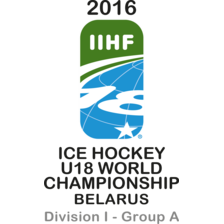 2016 Ice Hockey U18 World Championship - Division I A