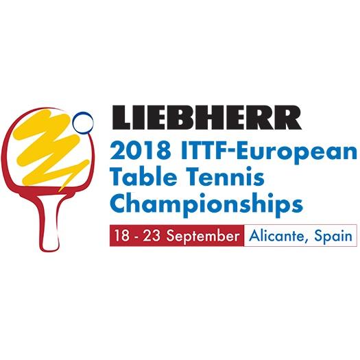 2018 European Table Tennis Championships