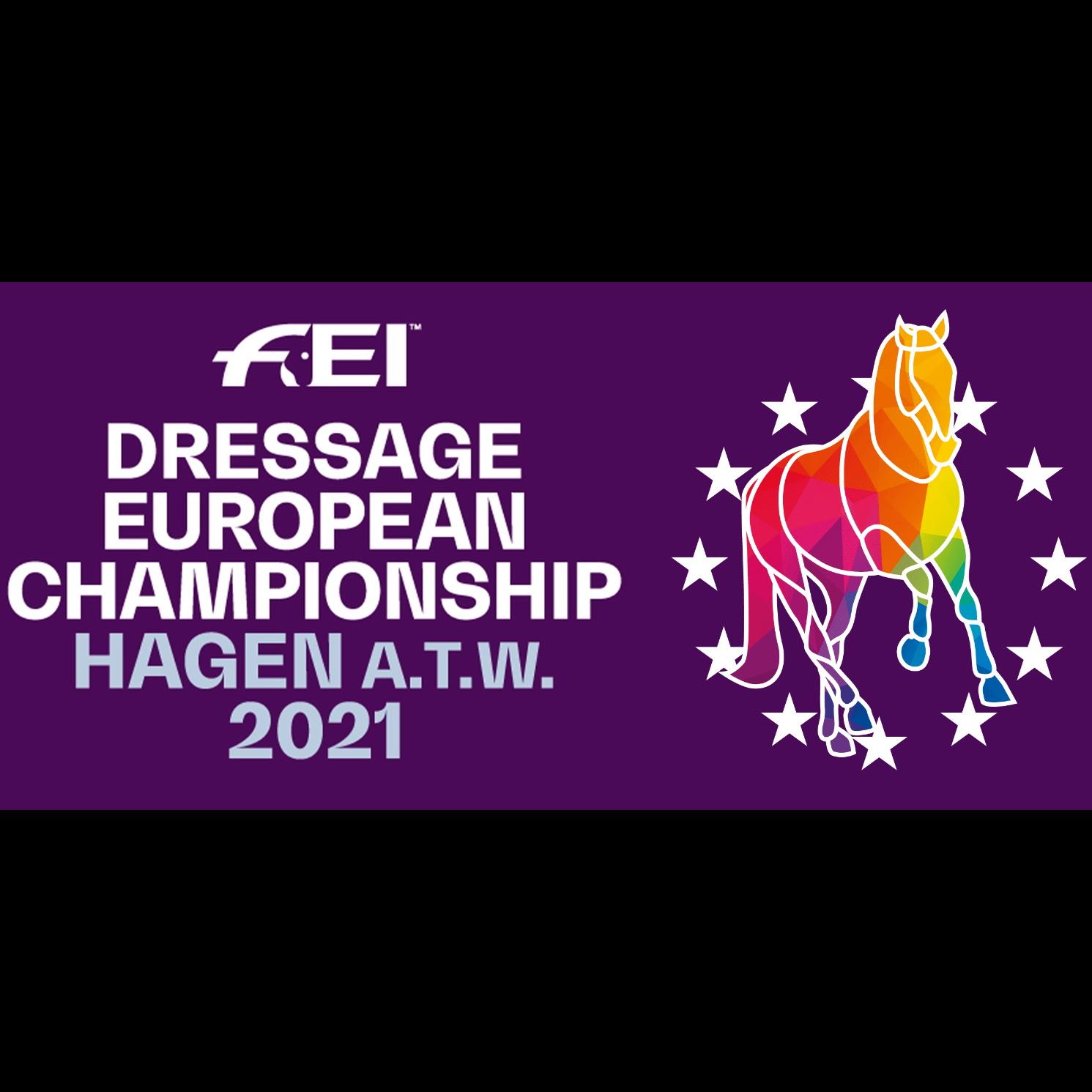 2021 Equestrian European Championships - Dressage