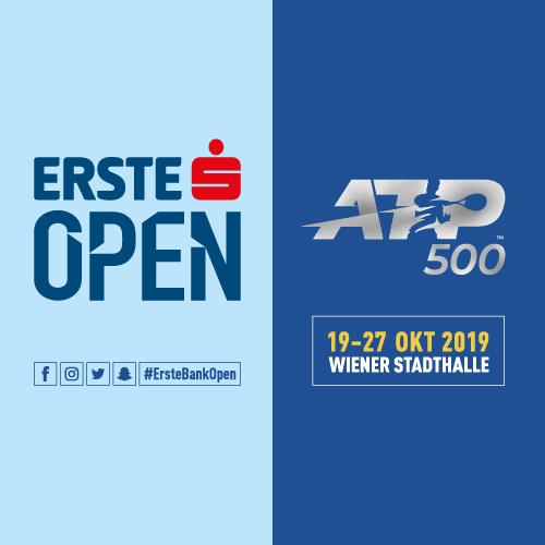 2019 Tennis ATP Tour - Erste Bank Open 500