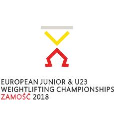 2018 European Junior Weightlifting Championships