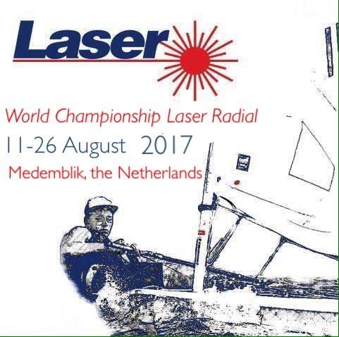 2017 Laser World Championships - Women's Radial