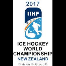 2017 Ice Hockey World Championship - Division II B