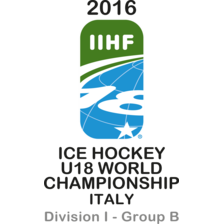 2016 Ice Hockey U18 World Championship - Division I B