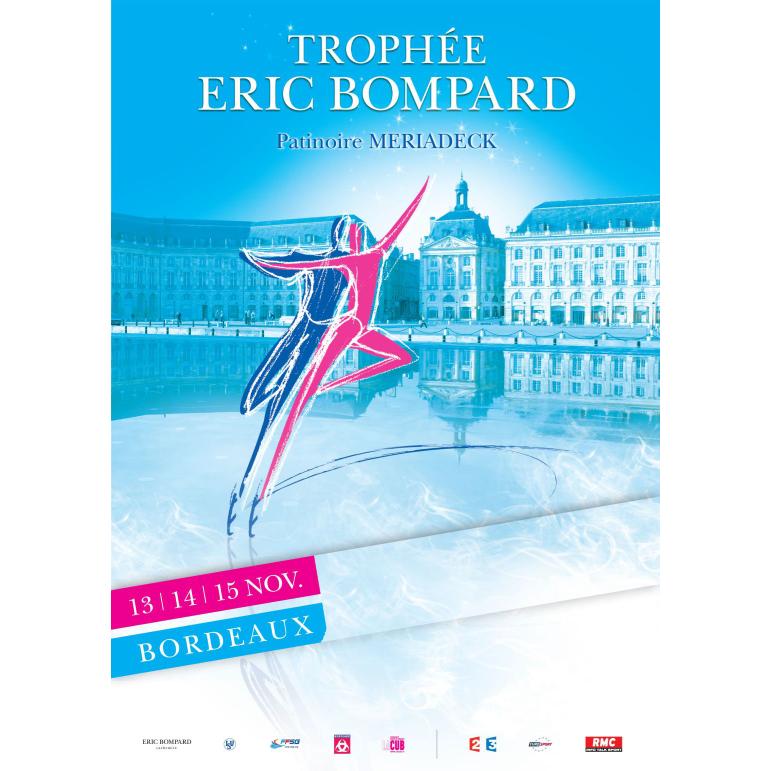 2015 ISU Grand Prix of Figure Skating - Trophée Eric Bompard
