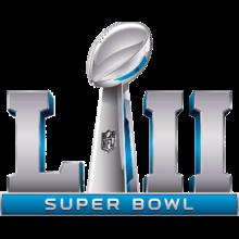 2018 Super Bowl - LII