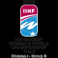 2016 Ice Hockey Women's World Championship - Division I B