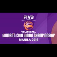 2016 FIVB Volleyball Women's Club World Championship