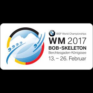 2017 World Bobsleigh Championships - 4-Man