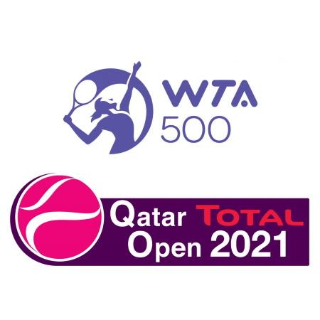 2021 WTA Tour - Qatar Total Open